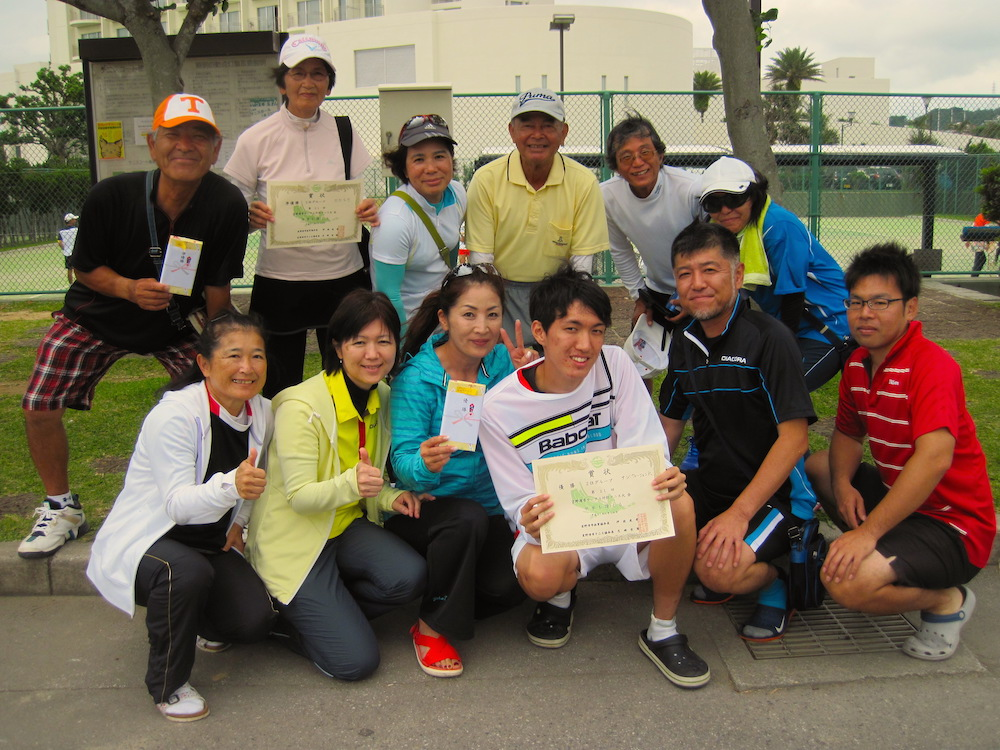 21th-ginowan-team-2ndplace